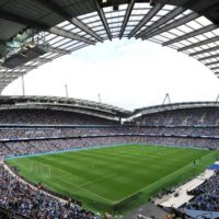 manchester city Ethiad stadium