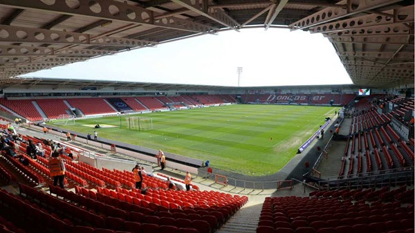 Keepmoat Stadium- Doncaster Rovers