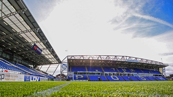 London Road stadium- ABAX Stadium