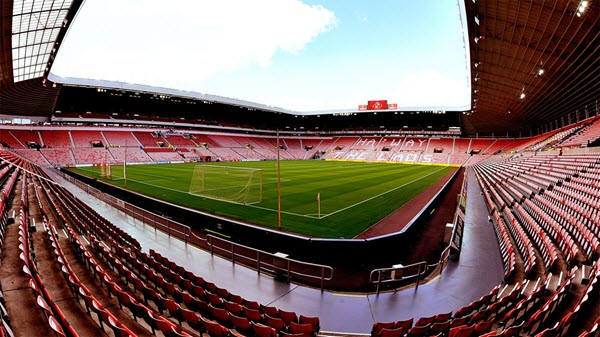 Stadium of Light- Sunderland