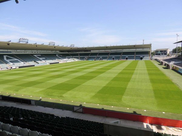 Home Park- Plymouth Argyle