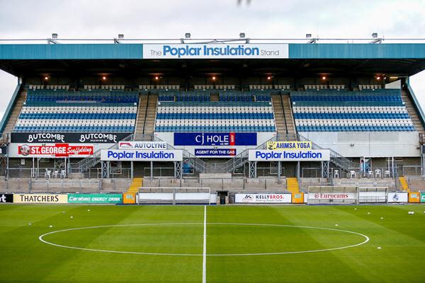 Memorial Stadium- Bristol Rovers