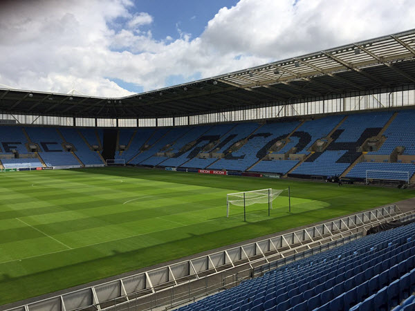 Ricoh Arena- Coventry City