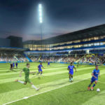 The Cherry Red Records Stadium- AFC Wimbledon
