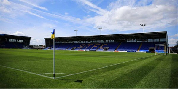Information about The Greenhous Meadow Stadium