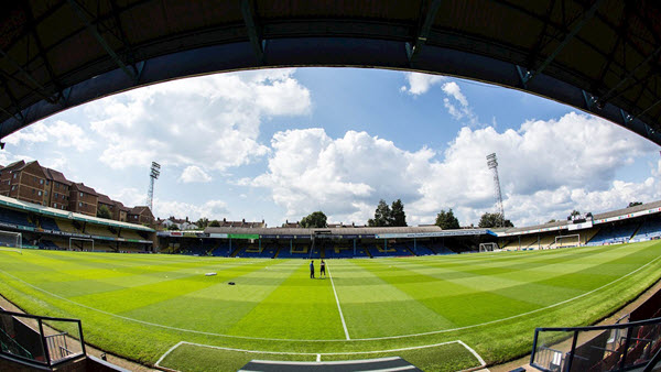 Roots Hall- Southend United