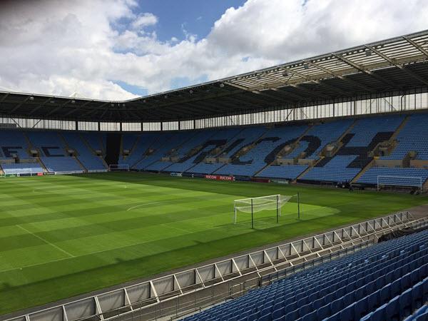 Ricoh Arena- Coventry City